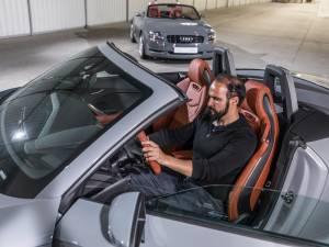 Audi TT: restyling
