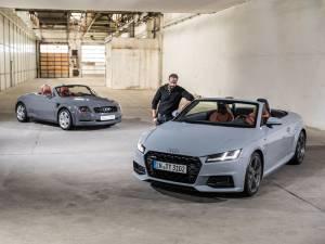 Audi TT: homenaje