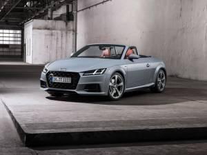 Audi TT: estética exterior