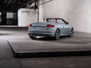 Audi TT: dinámica
