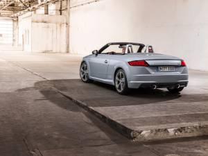 Audi TT: medidas