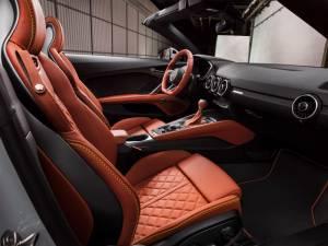 Audi TT: equipamiento
