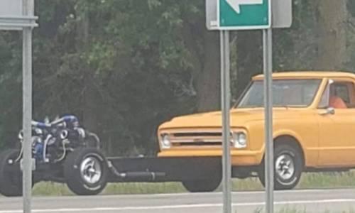Te presentamos la camioneta modificada más surrealista de la historia