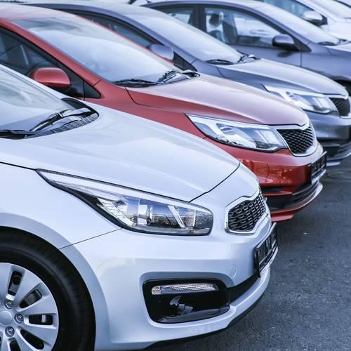 ¿Son más seguros los coches de renting?