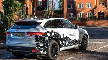 coches conectados Jaguar