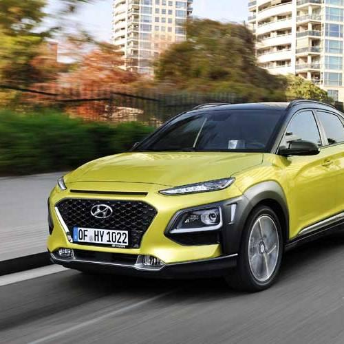 Primera prueba del Hyundai KONA diésel