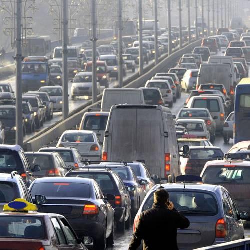 Aumentan las emisiones de CO2 a pesar de la caída en las ventas de coches diésel