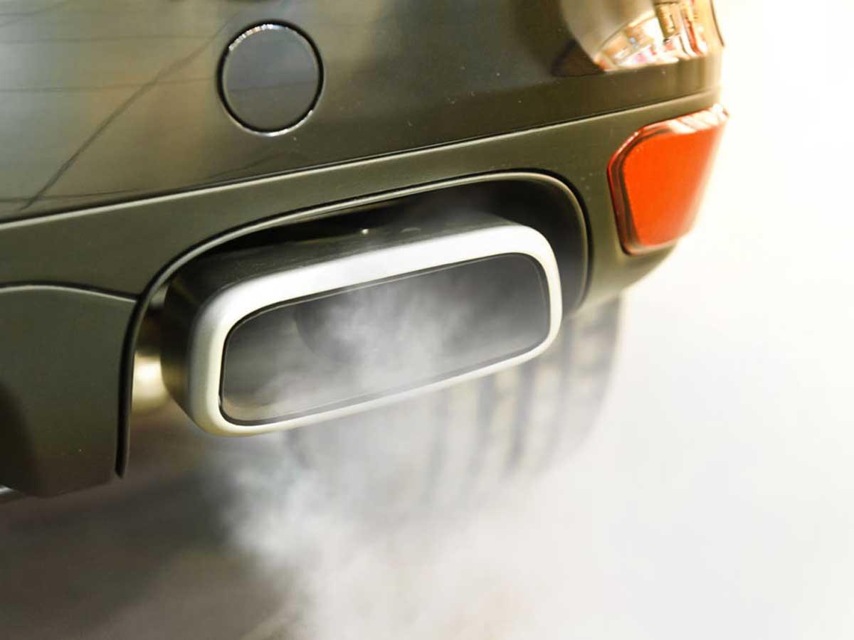 Homolación emisiones de CO2
