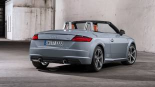 Todas las imágenes del descubrimiento del Audi TT actualizado