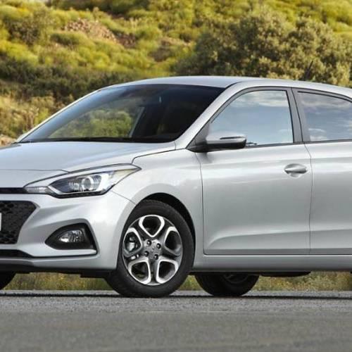 Precios del Hyundai i20 2018:el renovado coreano, ya a la venta