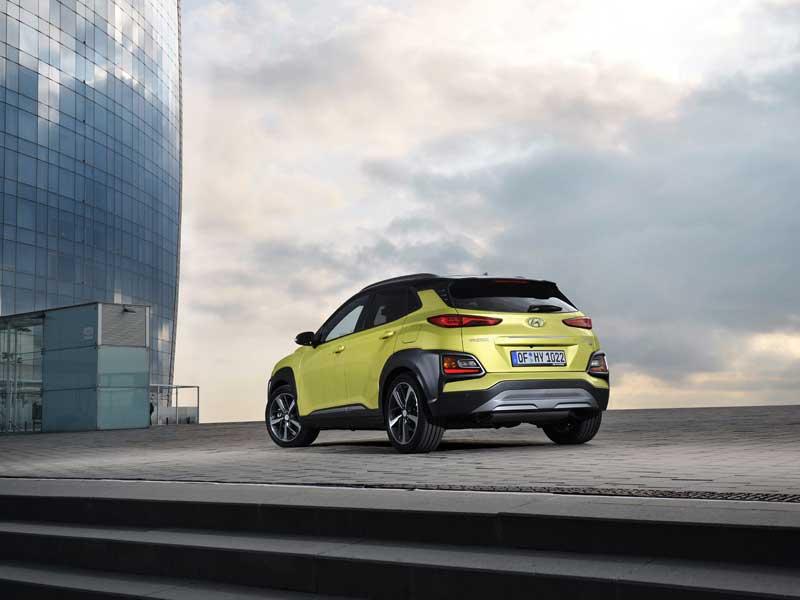 Contacto con el Hyundai Kona diésel, en imágenes