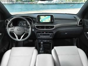 Hyundai Tucson: mandos