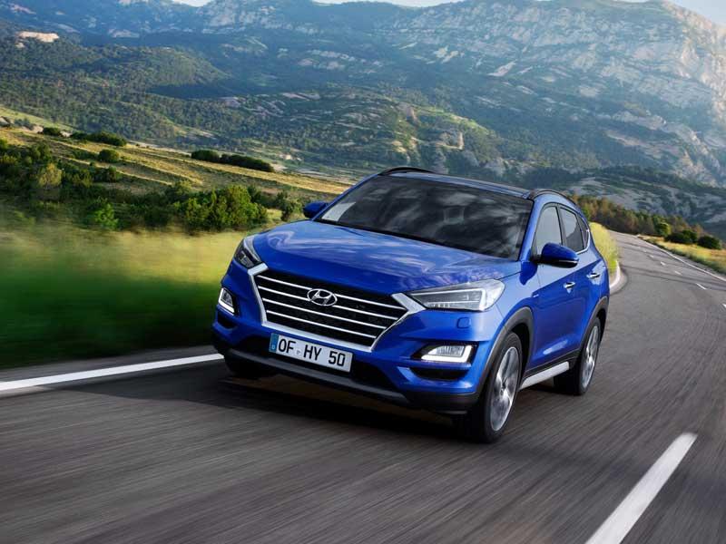 Contacto con el renovado Hyundai Tucson, en imágenes