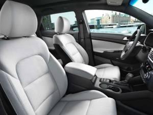 Hyundai Tucson: personalización
