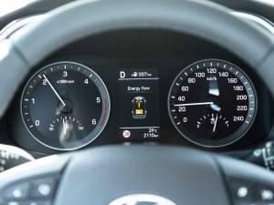 Hyundai Tucson: volante