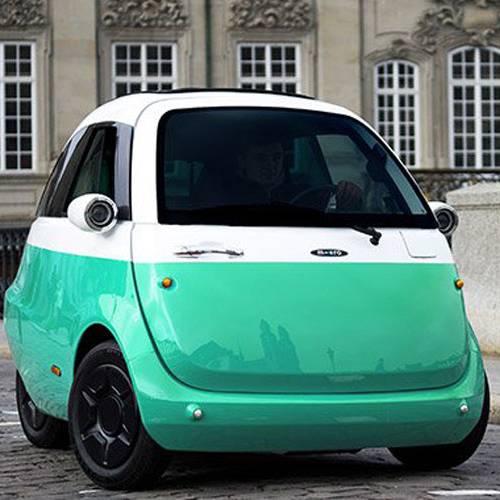 Microlino, el nuevo eléctrico inspirado en el Isetta