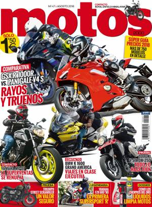 Revista Motos – número 47