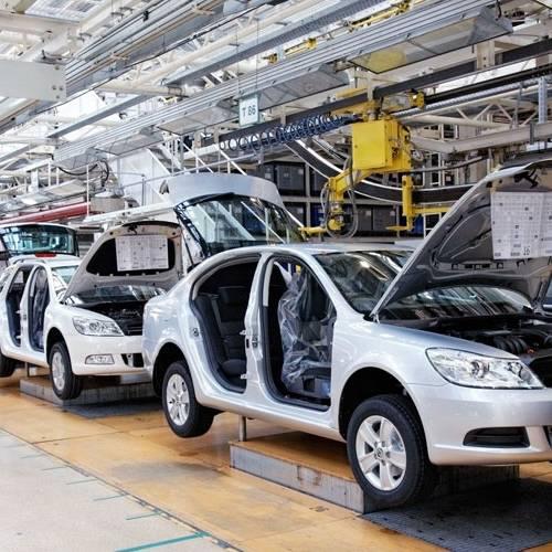 España crece un 4,2 % en la producción de vehículos