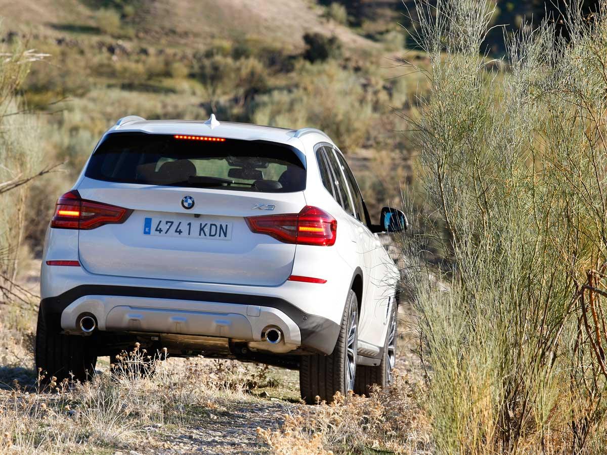 Ponemos a prueba el BMW X3 XDRIVE20d XLINE