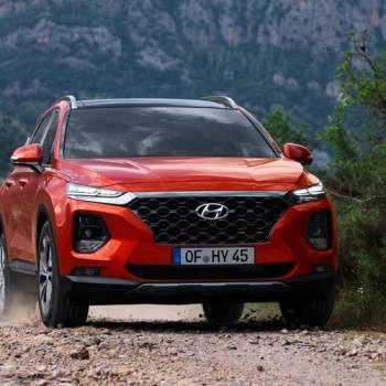 Primera toma de contacto con el Hyundai Santa Fe, salto de calidad