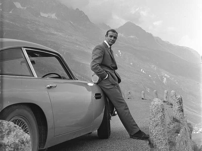 Los mejores coches de James Bond