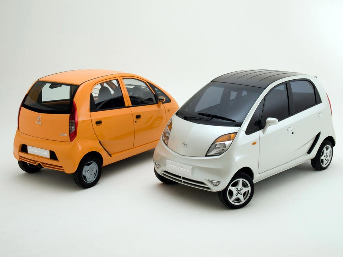El fin del Tata Nano: adiós al coche más barato del mundo