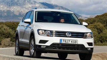 Prueba del Volkswagen Tiguan Allspace, ''la conquista del espacio''. Llamada revisión Volkswagen