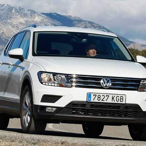 Volkswagen llama a revisión a 700.000 Tiguan y Touran