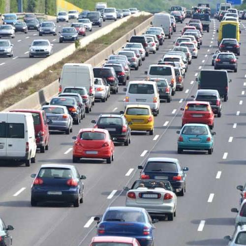 Las 7 diferencias entre el tráfico de verano y el de invierno
