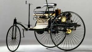 Mercedes-Benz vende una réplica de su primer coche, el Benz Patent-Motorwagen