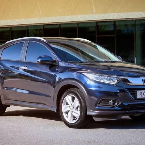 Nuevo Honda HR-V 2019: un SUV más sofisticado y eficiente