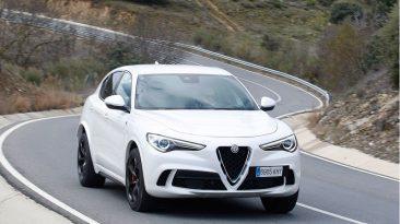 Alfa Romeo Stelvio Quiadrifoglio