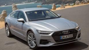 Audi A7 y sus rivales, un duelo de exquisitez deportiva