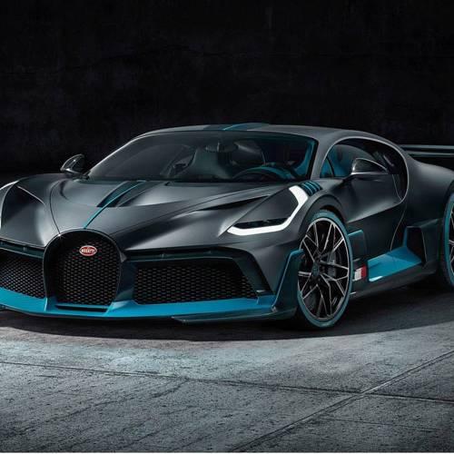 Bugatti Divo, 1.500 CV y 5 millones de euros, ¿te parece suficiente?