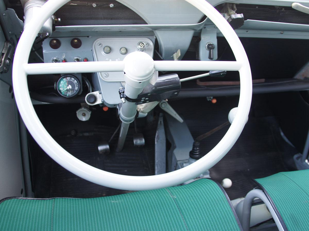 Citroën 2CV Sahara