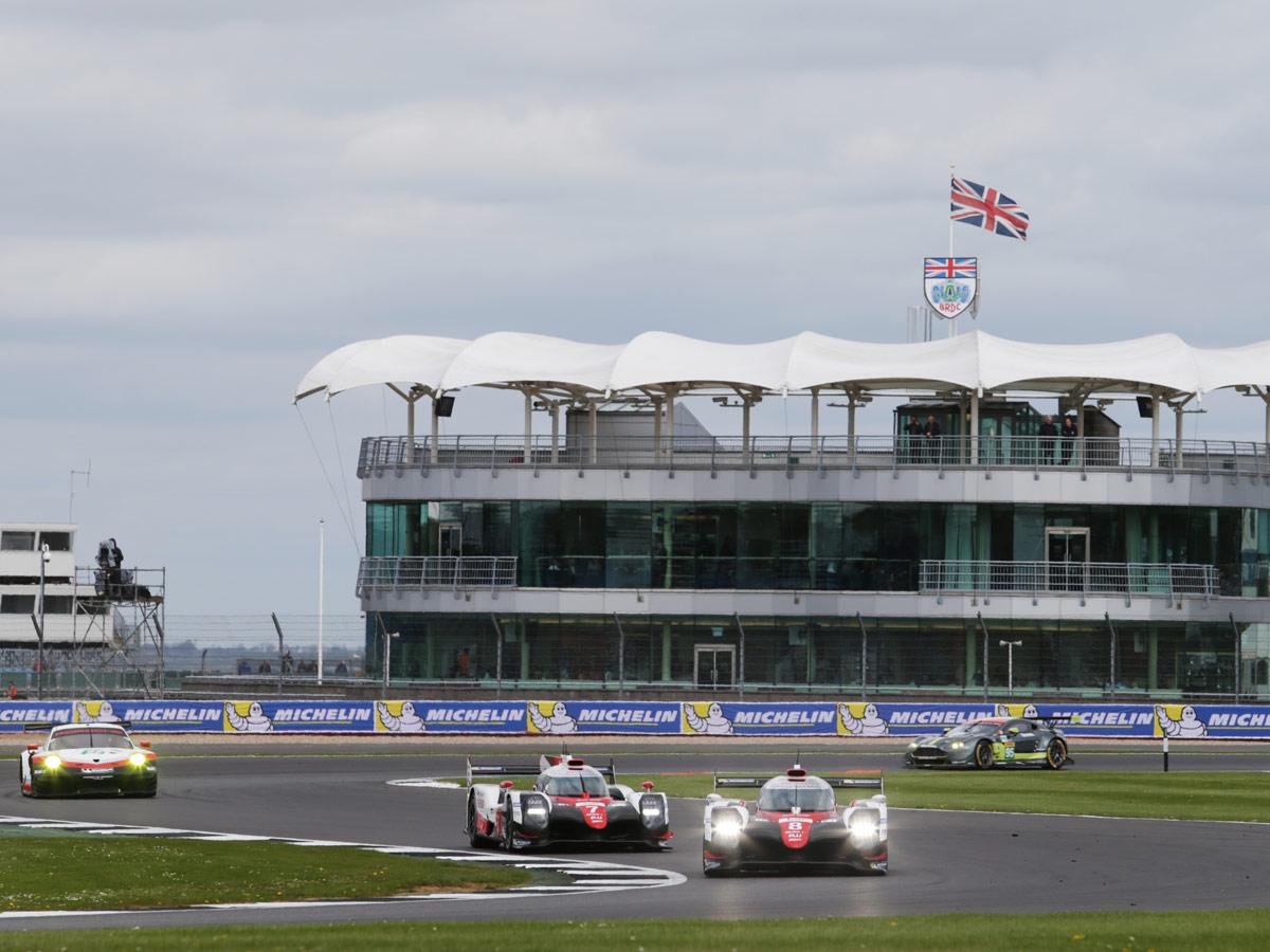 Fernando Alonso 6 horas de Silverstone (2)