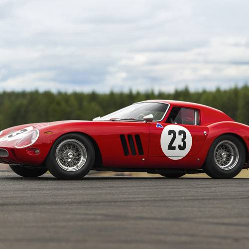 Un Ferrari 250 GTO supera los 40 millones en una subasta
