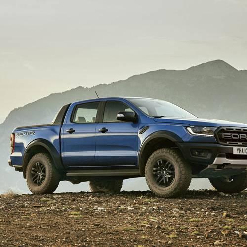 Ford Ranger Raptor, directo a tus sentidos