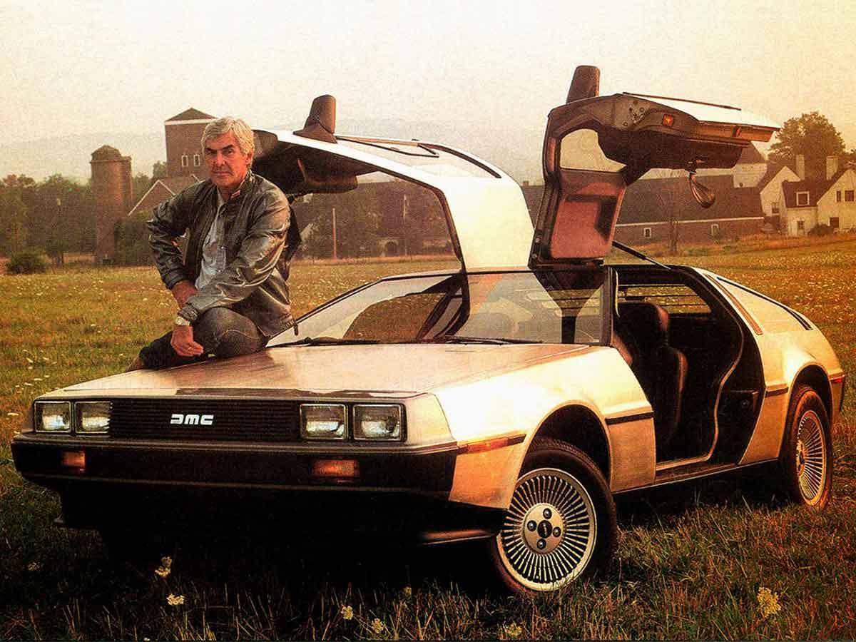 prueba DeLorean
