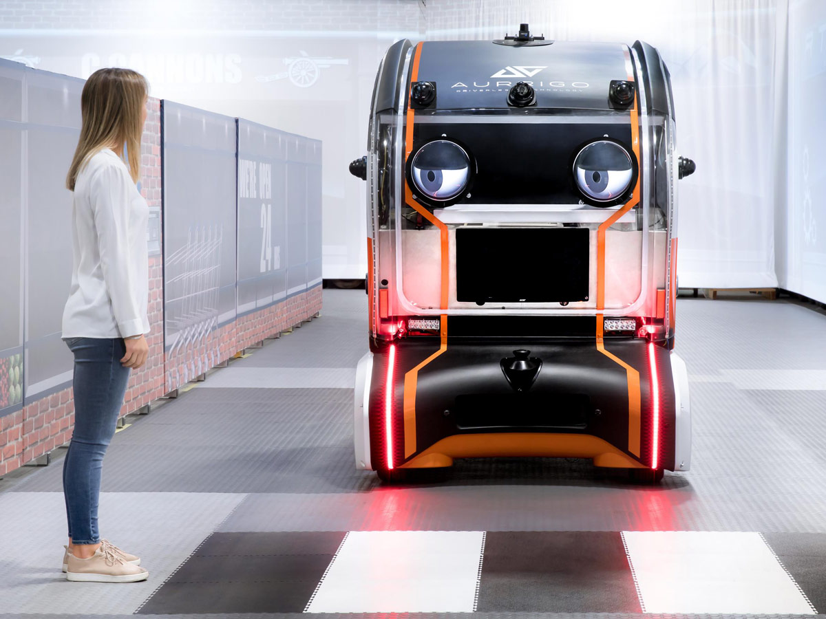 Mirada Virtual de Jaguar Land Rover