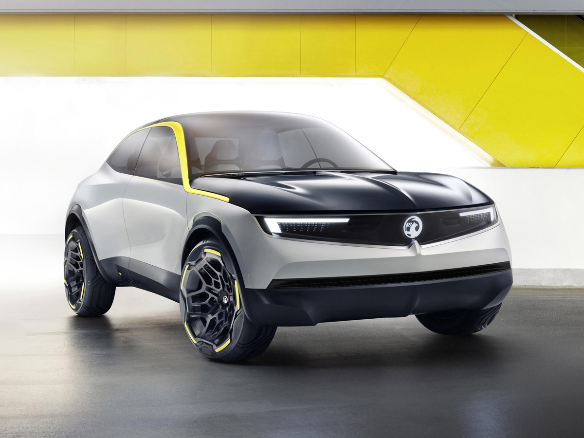 opel gt x experimental as se inspira la alemana para fabricar el ctricos cosas de coches. Black Bedroom Furniture Sets. Home Design Ideas