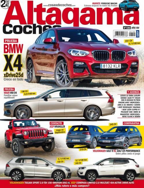 Revista Altagama Motor Número 190