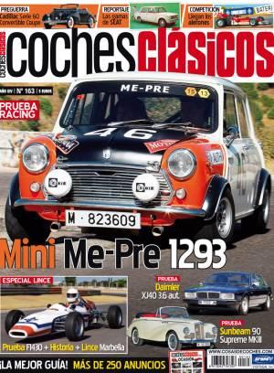 Revista Coches Clásicos Número 163