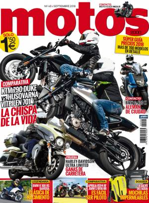 Revista Motos – número 48