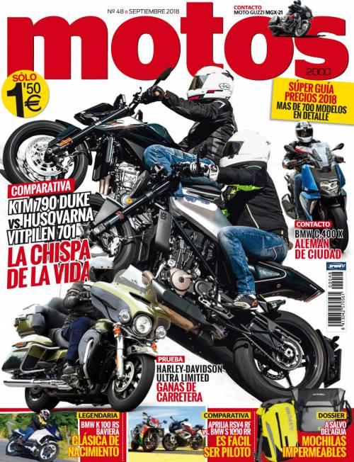Revista Motos – número 48