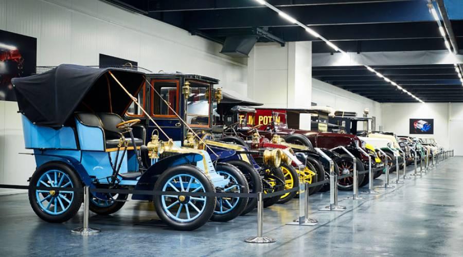 Descubre la colección Renault en Flins, puro atrevimiento