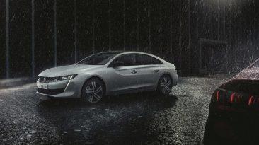 Peugeot Full Park Assist