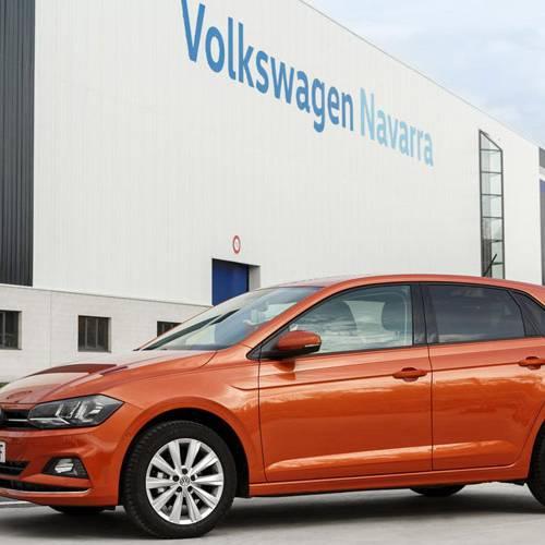 Volkswagen plantea un ERE en su planta de Navarra