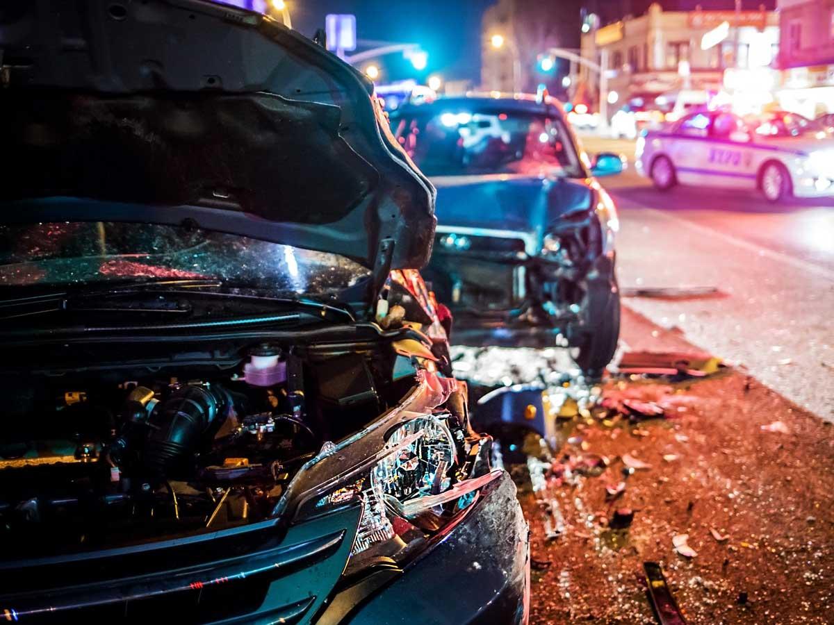 Las noches de agosto, las más peligrosas para los conductores