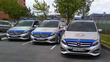 coches patrulla